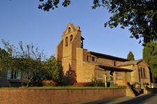 Small Chapel Royalty Free Stock Photo