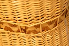Free Rattan Pattern Royalty Free Stock Photography - 6771917