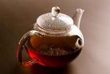 Free Teapot Stock Photography - 6772162