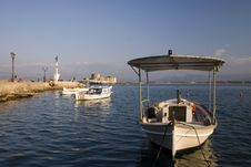 Free Fishing Boats Royalty Free Stock Images - 6772209