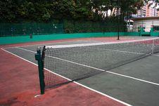 Free Tennis Court Stock Photography - 6772422