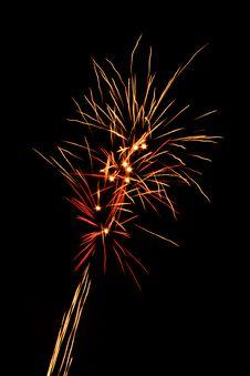 Free Firework, Bonfire Royalty Free Stock Photos - 6772708