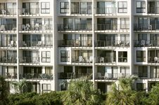 Free Balconies Royalty Free Stock Photos - 6772788