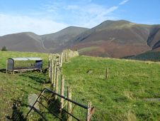 Free Skiddaw In The Sunshine Stock Photography - 6773342