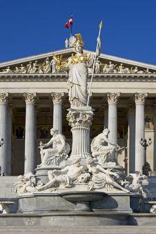 Free Austrian Parliament, Vienna Stock Photo - 6774030