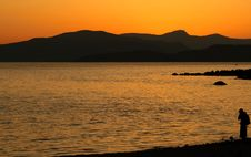 Free Sunset Stock Image - 6774771