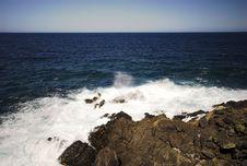 Free Big Waves Royalty Free Stock Photo - 6775005