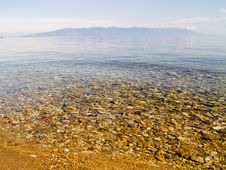 Free Clear Water Of Baikal  2 Royalty Free Stock Image - 6775536