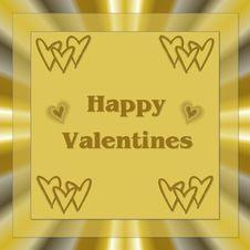 Free Happy Valentines Royalty Free Stock Photos - 6777368