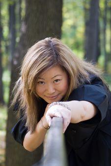 Free Asian Woman Stock Photo - 6778370