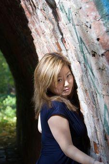 Free Asian Woman Royalty Free Stock Photos - 6778408