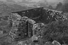 Free House On The Moors Stock Images - 6778504