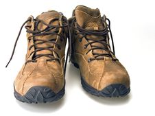 Free Hiking Boots Stock Photo - 6779160