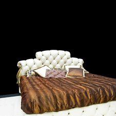 Free Big Bed Stock Photo - 6779930