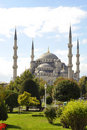 Free The Bleu Mosque, Istanbul, Turkey Royalty Free Stock Images - 6781819