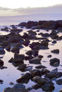Free The Stone In The Sea Landscape Stock Image - 6784551