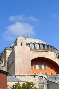 Free Hagia Sophia Stock Photos - 6780253