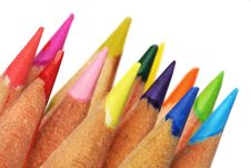 Free Color Pencils Royalty Free Stock Photography - 6780867