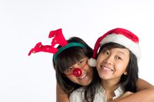 Free Girl Friends Stock Image - 6781631