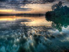 Free Sunrise Royalty Free Stock Image - 6781656