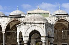 Free The Blue Mosque Stock Images - 6781904