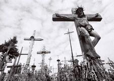 Free The Hill Of Crosses Stock Photos - 6782043