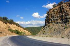 Free Mountain Road Stock Image - 6782131