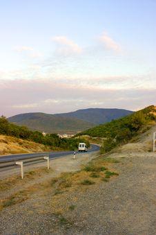 Free Mountain Road Stock Photo - 6782150