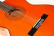 Free Acoustical Guitar Stock Photography - 6783522