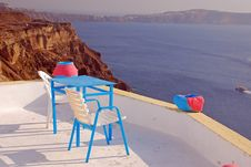 Free Santorin View Stock Image - 6783961