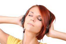 Free Listen Royalty Free Stock Photos - 6784108