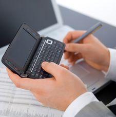 Free Business Man Closeup Stock Images - 6784424