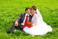 Free Wedding Walk Royalty Free Stock Photo - 6784775