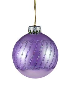 Free Christmas Tree Ornament Royalty Free Stock Image - 6784846