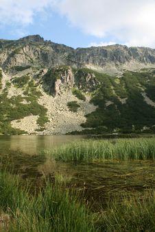 Rila Mountains In Bulgaria Royalty Free Stock Images