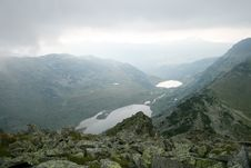 Free Rila Mountains In Bulgaria Royalty Free Stock Photos - 6785608