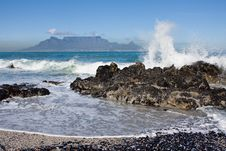 Free Table Mountain Stock Photography - 6786502