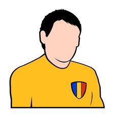 Free Romanian Football Player Stock Photos - 6786583