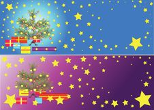 Free Christmas Background Royalty Free Stock Photos - 6786718