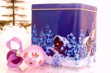 Free Gift Royalty Free Stock Photos - 6786748