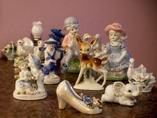 Free Ceramic Figurines Stock Photo - 6788120