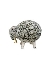 Free Stone Sheep With Bell Royalty Free Stock Photos - 6788478