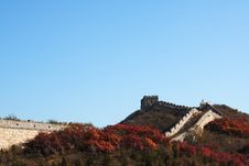 Free The Great Wall In China Royalty Free Stock Images - 6788869