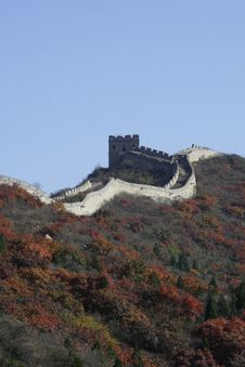 Free The Great Wall In China Royalty Free Stock Photo - 6788935