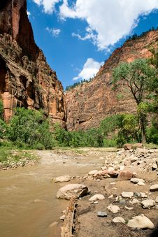 Free Zion Stock Photography - 6788982