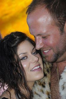 Free Renaissance Couple Stock Image - 6789551