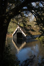 Free Scotney Castle Boathouse Stock Photos - 6793123