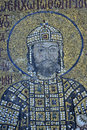 Free The Comnenus Mosaics, Hagia Sophia, Istanbul Stock Photos - 6793553