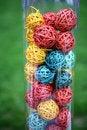 Free Wattled Handicraft Sphere Stock Image - 6794751