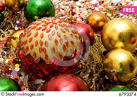 Beautiful Christmas Ornaments Unique Of Beautiful Christmas Ornaments  Free Stock Photos & Images  6793374  Picture